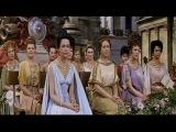 Клеопатра (США, 1963) – въезд в Рим Клеопатры с сыном Цезаря